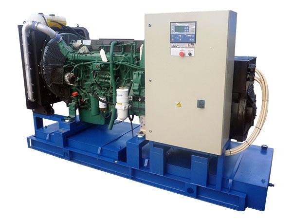 Дизельная электростанция ADV-320 (320 кВт)