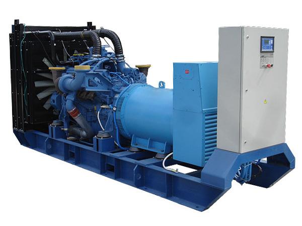 Дизельный генератор ADM-640 (640 кВт)