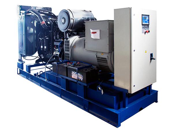 Дизельный генератор ADP-400 (400 кВт)