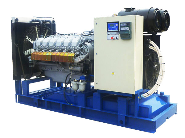 Дизельная электростанция АД-400 (400 кВт)