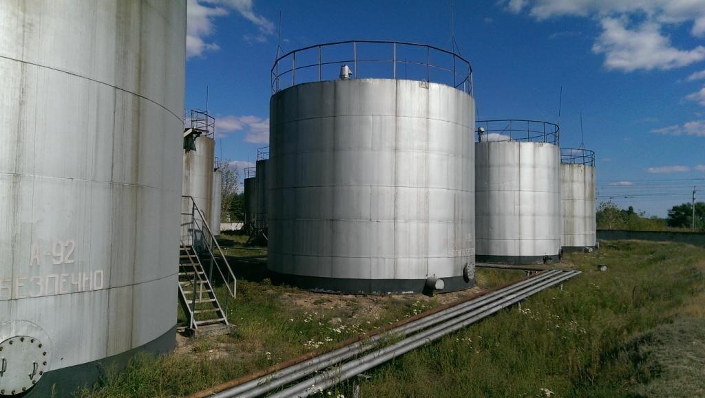 Резервуары РВС