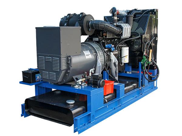 Дизельный генератор ADP-240 (240 кВт)