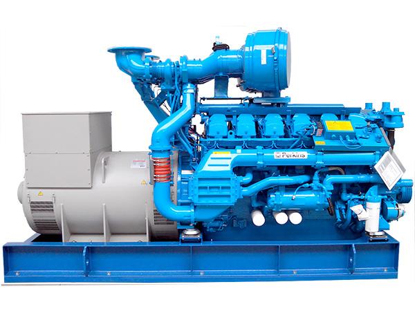 Дизельный генератор ADP-1000 (1000 кВт)