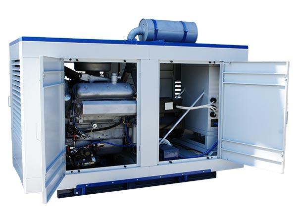 Дизельная электростанция АД-75 (75 кВт)