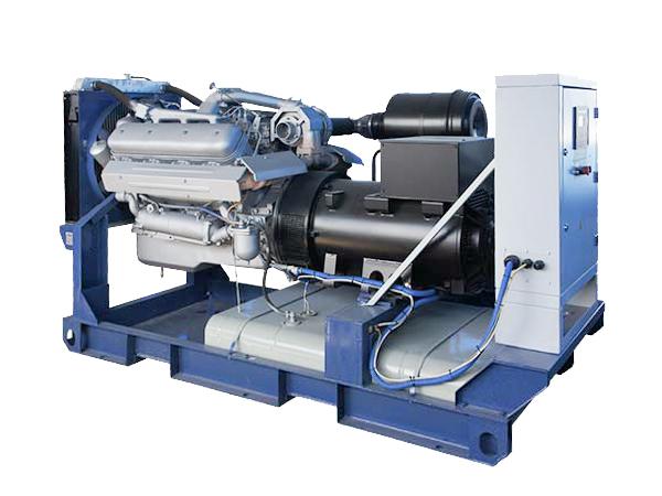 Дизельная электростанция АД-150 (150 кВт)