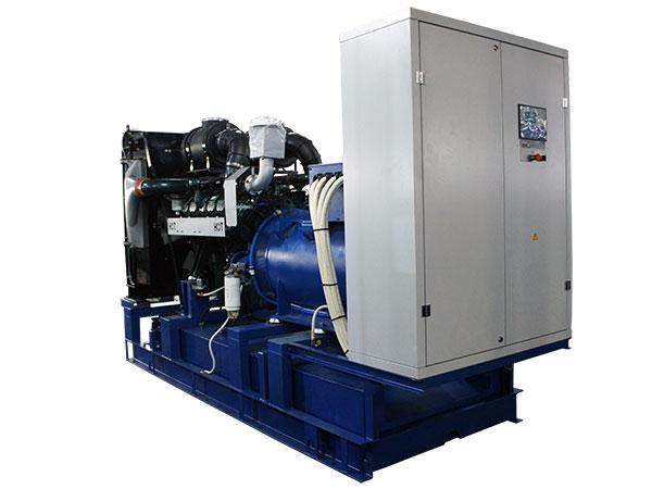 Дизельный генератор ADDo-500 (500 кВт)