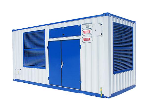 Дизельный генератор ADM-910 (915 кВт)