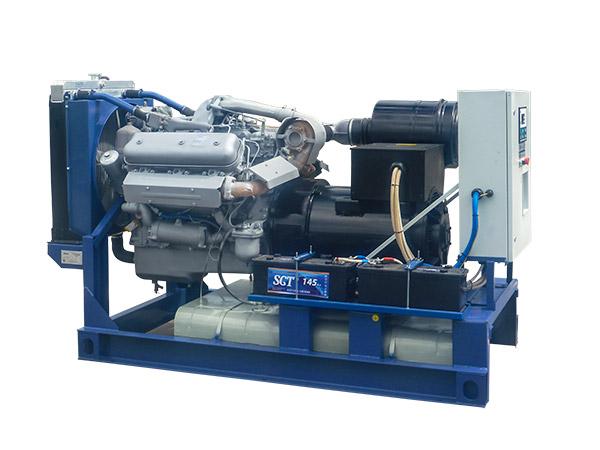 Дизельная электростанция АД-120 (120 кВт)