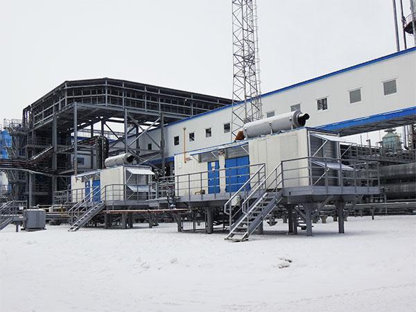 Дизельная электростанция ADV-720 (720 кВт)