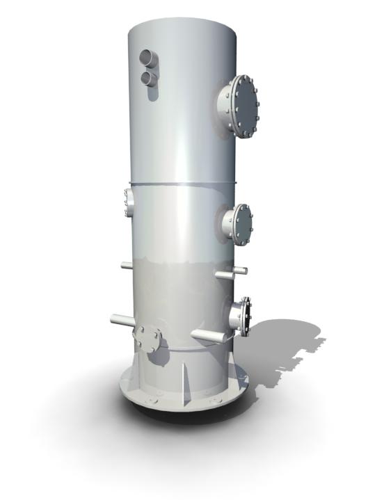 Деаэратор вакуумный ДВ-50