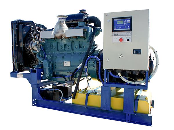 Дизельный генератор ADDo-60 (60 кВт)
