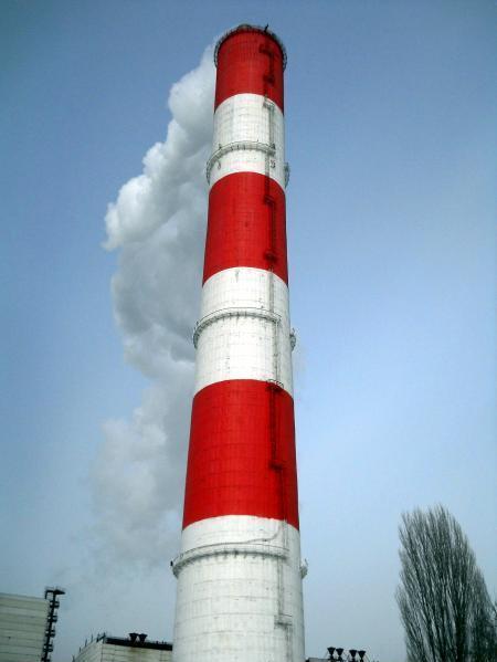 Аэродинамический расчет дымовой трубы