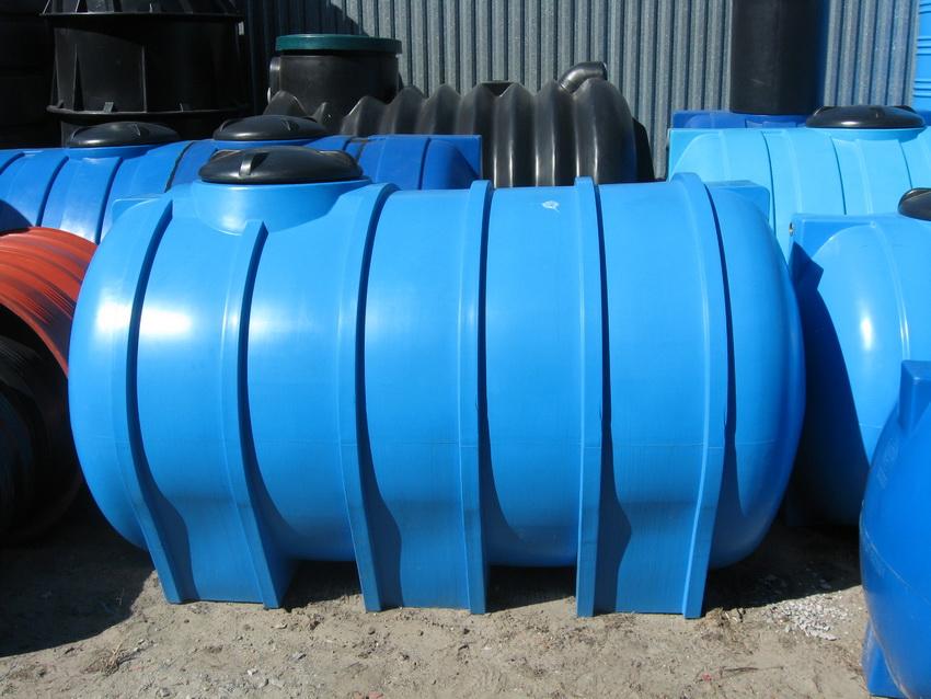 Пластиковые емкости (септики) для канализации