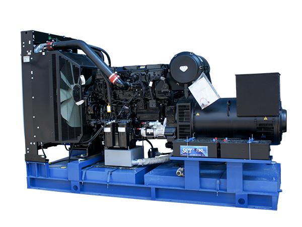 Дизельный генератор ADP-320 (320 кВт)