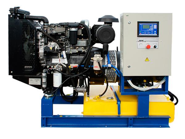 Дизельный генератор ADP-80 (80 кВт)