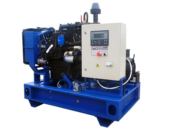 Дизельная электростанция АД-12 (12 кВт)