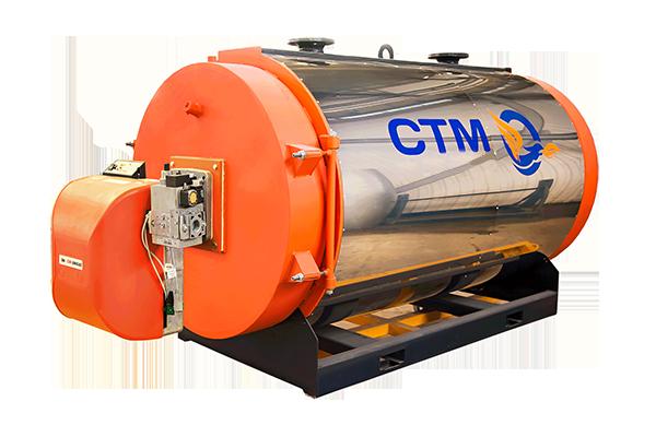 Водогрейный котел STM- ENERGY 2000 (КВа-2,0 Г/Лж)
