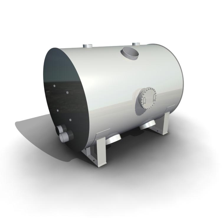 Деаэратор вакуумный ДВ-800М2